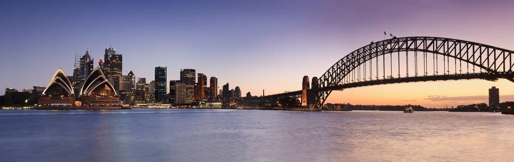 History of Sydney Australia